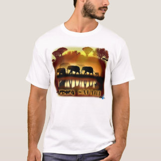 Safari de África Camiseta