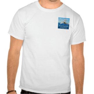 safari do céu camisetas