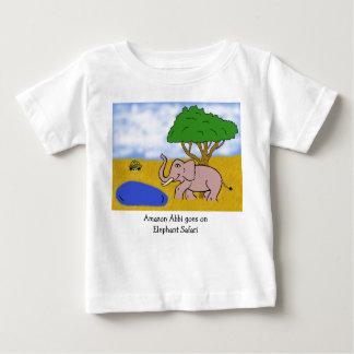 Safari do elefante tshirt