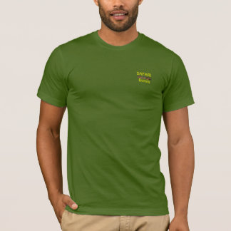 Safari Kenya Camiseta