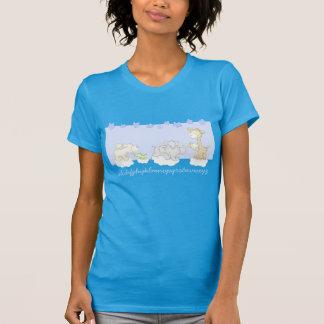 Safari-Roupa bonito Tshirts