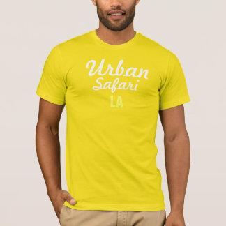 Safari urbano: LA Camisetas