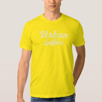 Safari urbano: LA - PARTE SUPERIOR T-shirt