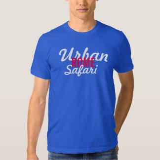 Safari urbano: ROMA Camiseta