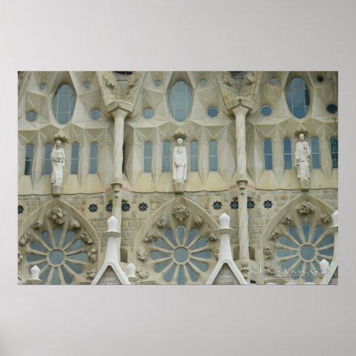 Sagrada Familia, Barcelona Pôsteres