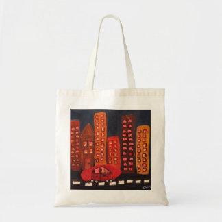 """""""Saia o bolsa pequeno da cidade"""""""