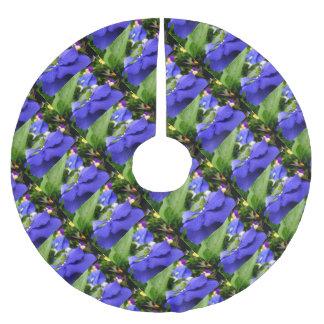 Saia Para Árvore De Natal De Poliéster Em esconder