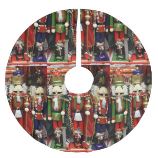 Saia Para Árvore De Natal De Poliéster Três biscoitos sábios