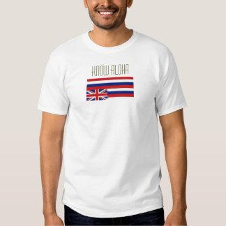 Saiba Aloha Camisetas