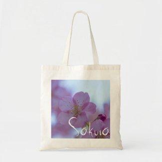 Sakura bag sacola tote budget