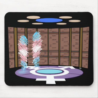 Sala do transportador - Mousepad