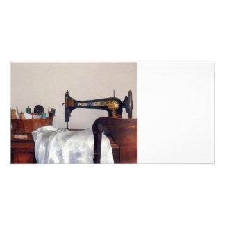 Sala Sewing Cartões Com Fotos