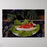 Salada Pôsteres