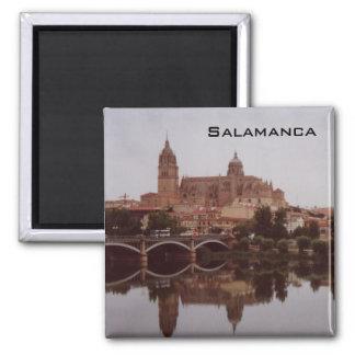 Salamanca Ímã Quadrado