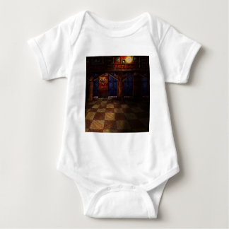 Salão de baile camisetas