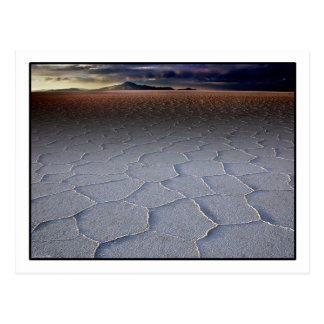 Salar de Uyuni Cartão