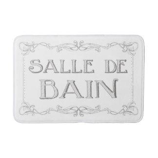 Salle de Bain Tapete De Banheiro