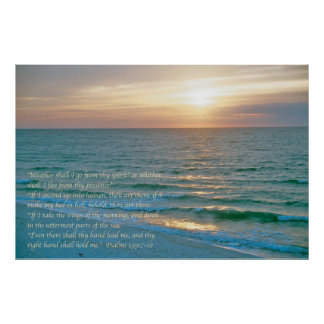 Salmo 139 pôster