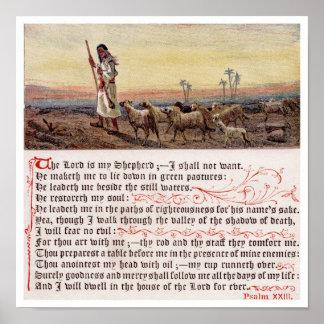 Salmo 23 QUADRADO Posteres