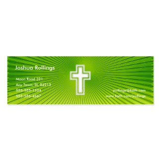 Salmo 37; 4-5 - Cartão de visita cristão