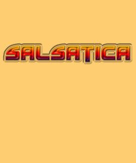 Salsa de Costa Rica… Salsatica Tshirt