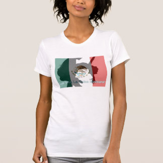 Salsa Mexicana do La de Que Viva Camiseta