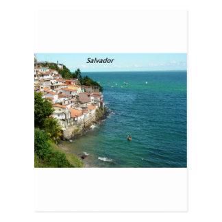 Salvador-Brasil [kan.k] .JPG Cartão Postal
