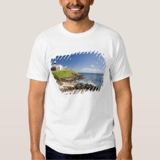 Salvador, Brasil. Porto a Dinamarca Barra e T-shirts