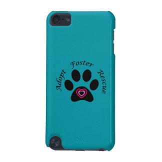 Salvamento animal capa para iPod touch 5G