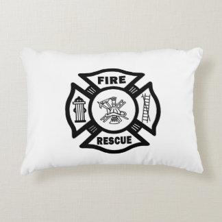 Salvamento do fogo almofada decorativa
