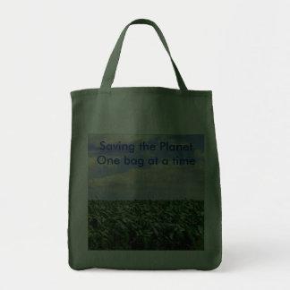 Salvar a bolsa de compra do planeta