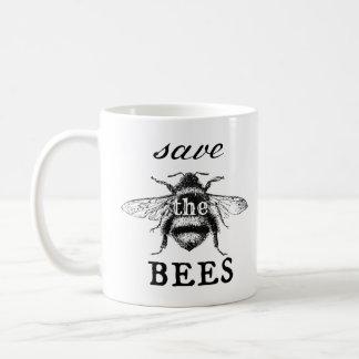 Salvar a caneca das abelhas - ambiental - Dia da