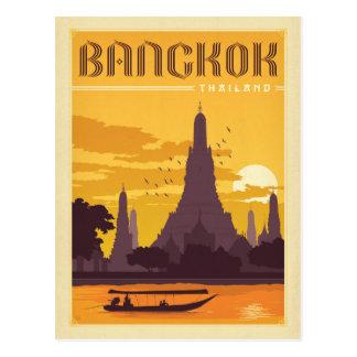 Salvar a data | Banguecoque, Tailândia Cartão Postal