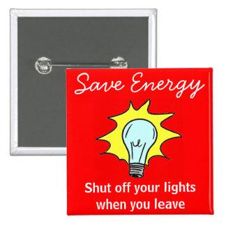Salvar a energia boton