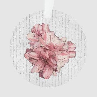 Salvar a lembrança da flor do rosa da data