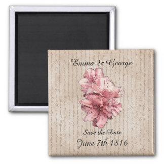 Salvar a lembrança da flor do rosa da data persona imas
