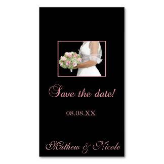 Salvar a noiva & o buquê da data