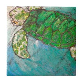 Salvar a tartaruga de mar