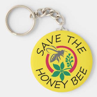"""""""Salvar chaveiro da abelha do mel"""""""