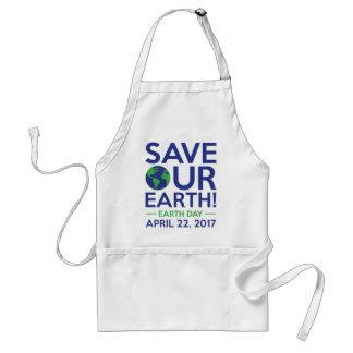 Salvar nossa terra avental