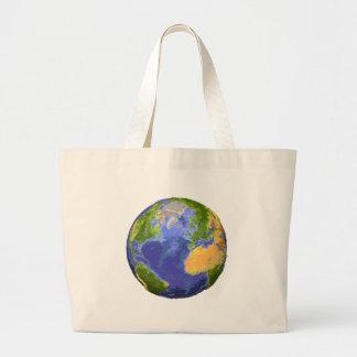 Salvar nossos produtos & design do planeta! sacola tote jumbo