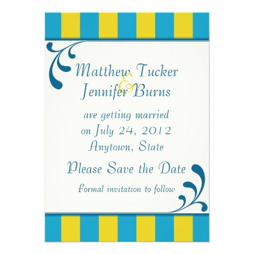 Salvar o anúncio do casamento ou do noivado da dat convites