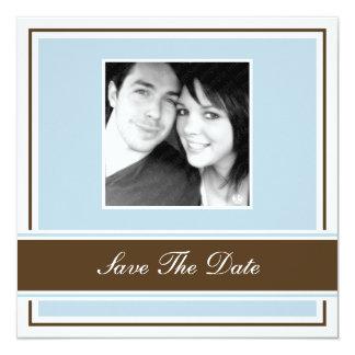 Salvar o anúncio do noivado do casamento da data convite
