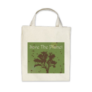 Salvar o bolsa do mantimento do planeta
