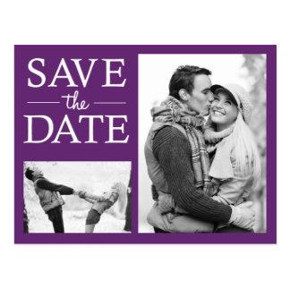 Salvar o cartão da foto da data