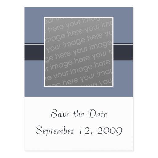 Salvar o cartão da foto da data cartões postais