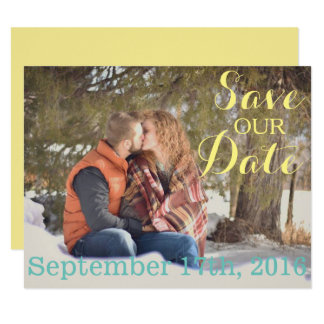 Salvar o cartão de data