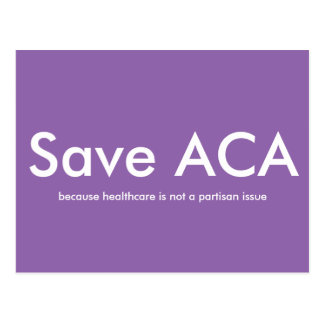 Salvar o cartão do ACA