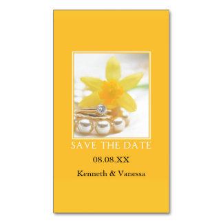 Salvar o casamento do primavera do Daffodil da