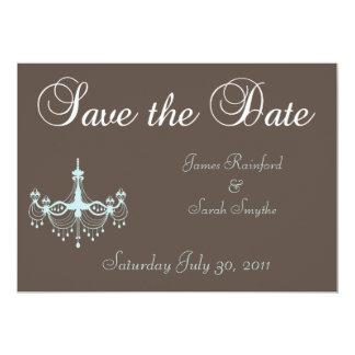 Salvar o convite da data